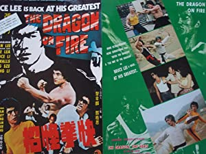 The Dragon on Fire (1978) Original Four-Page: Joseph Kong and