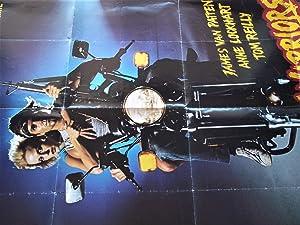 Young Warriors (1983) Original Film Movie Poster (Starring James Van Patten, Anne Lockhart, Tom ...