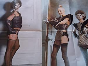 The Rocky Horror [Picture Show] Official Poster Magazine Number One #1 (1979)