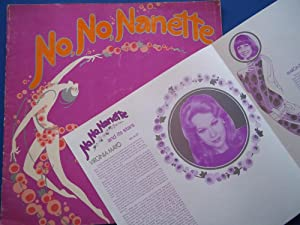 No, No, Nanette: The New 1925 Musical (1971) Starring June Allyson and Virginia Mayo (Theater ...