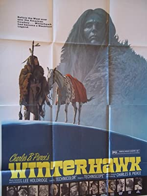 Winterhawk (1975) Original Movie Film Poster: Charles B. Pierce (Writer, Producer, and Director)