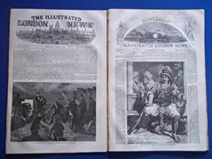 The Illustrated London News (Complete Double Number Issue: Vol. XXIV Nos. 685 and 686, June 3, 1854...