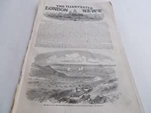 The Illustrated London News (Single Complete Issue: Vol. XXV No. 708, October 21, 1854) With Lead ...