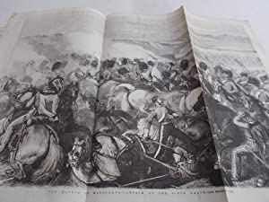 The Illustrated London News (Single Complete Issue: Vol. XXV No. 714, November 25, 1854) With Lead ...