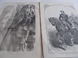 The Illustrated London News (Complete Double Issue: Vol. XXV Nos. 717 & 718, December 16, 1854)...