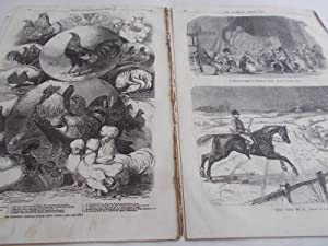 The Illustrated London News (Complete Double Issue: Vol. XXV Nos. 719 & 720, December 23, 1854)...