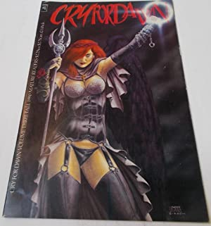 Cry For Dawn Volume #3 (No. Three) (Fall 1990) Mature Adult Comic Book: Monks, Joseph M. And Joseph...