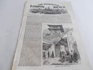 The Illustrated London News (Single Complete Issue: Vol. XXXII No. 910, March 27, 1858): Herbert ...