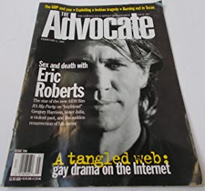 the advocate issue no 627 april 20 1993 the national gay and lesbian newsmagazine magazine michelangelo signorile cover story