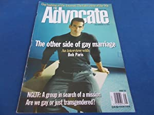 The Advocate (Issue No. 722, December 10,: Sam Watters (Publisher),
