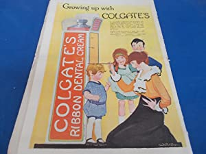 Needlecraft Magazine (February 1920) Complete Issue With Full-Page Cream of Wheat and Colgate'...