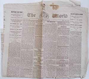 The [New York] World (Wednesday, May 19, 1869) Original Newspaper: Manton Marble (Editor) and The [...