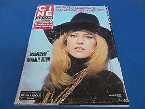 Cine-Revue (20 Novem. November 1969): Le Magazine De l'Homme et De La Femme Modernes (Nathalie...