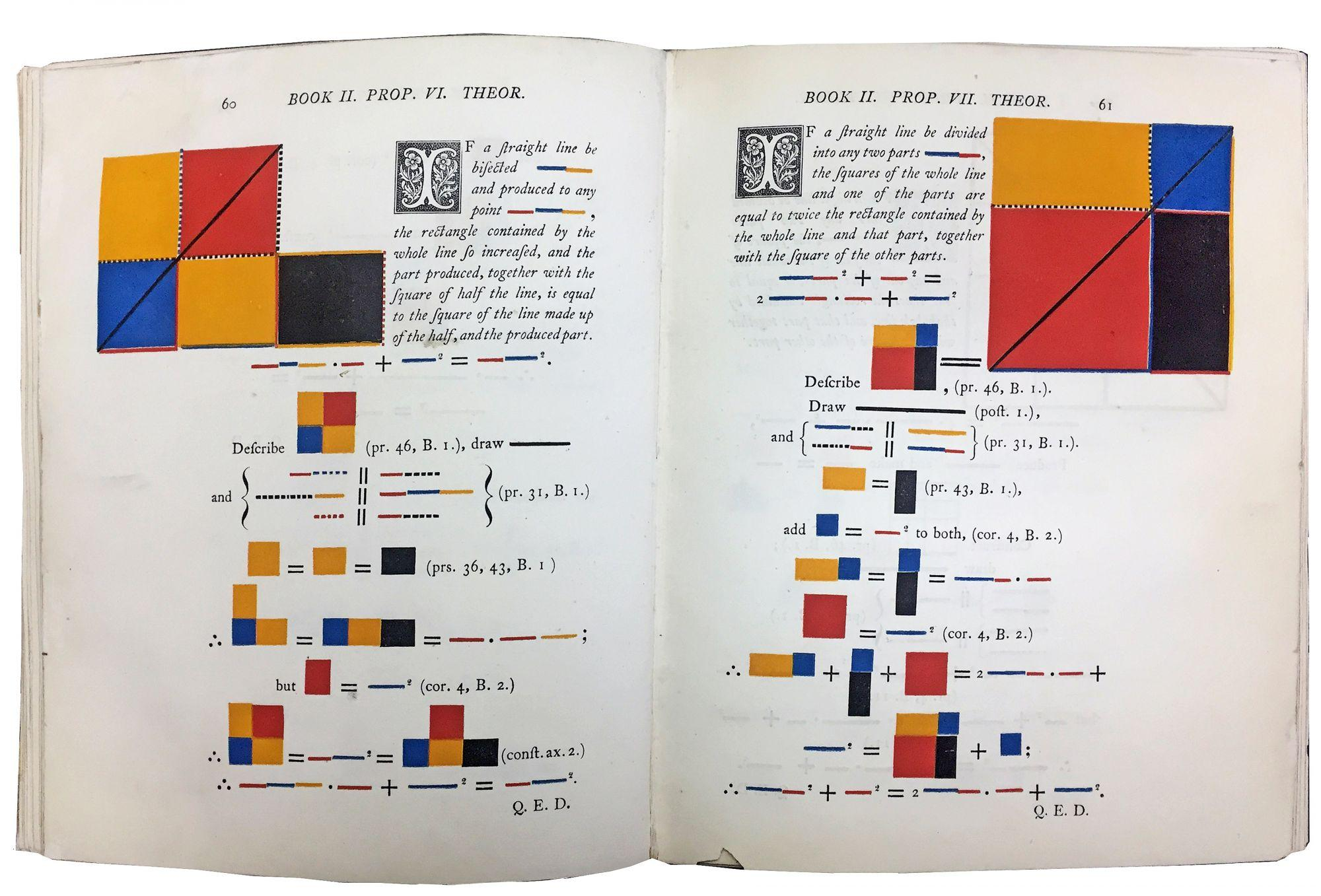 Euclid Wiring Diagram Libraries Titan Toro 5200 Diagramsthe First Six Books Of The Elements In Which Colored