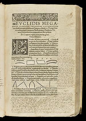Elementorum geometricorum libri XV: EUCLID