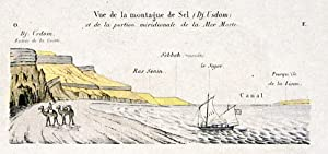Exploration Géologique la mer morte de la: LARTET, Louis