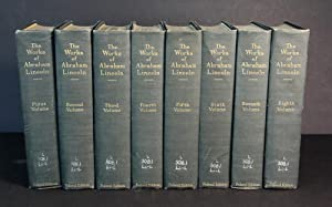 The Writings of Abraham Lincoln. Edited by: LINCOLN, Abraham]. LAPSLEY,