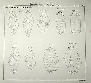Traite de Mineralogie: HAUY, Rene Just