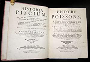 Histoire de poissons contenant la déscription anatomique de leurs parties externes et internes, &...