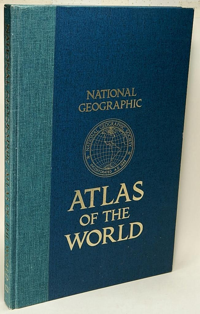 National Geographic Atlas of the World: Revised Fifth Edition: National Geographic Society