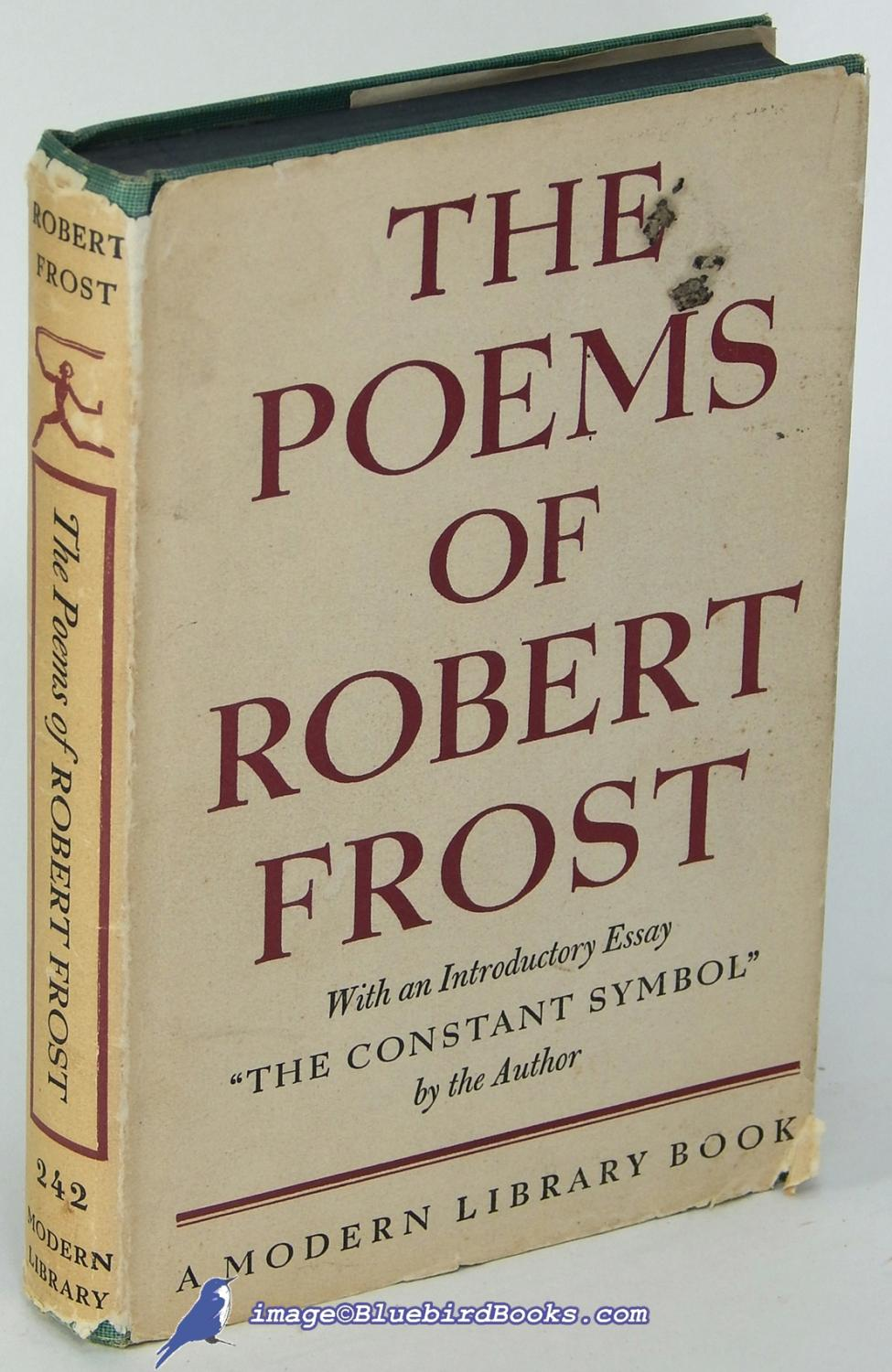 introduction of robert frost essay
