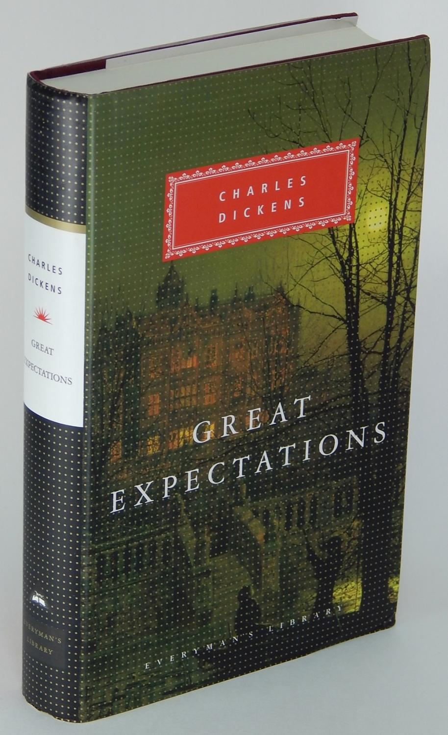 Great Expectations Everyman S Library 56 By Dickens Charles