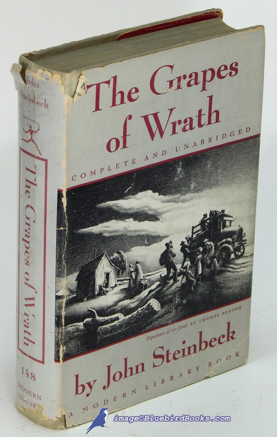 The Grapes of Wrath (Modern Library #148.3): STEINBECK, John