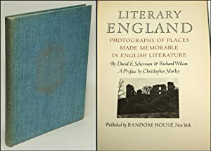 Literary England: Photographs of Places Made Memorable: WILCOX, Richard (text);