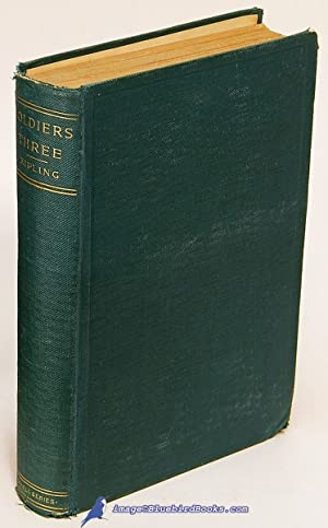 Soldiers Three: A Collection of Stories Setting: KIPLING, Rudyard