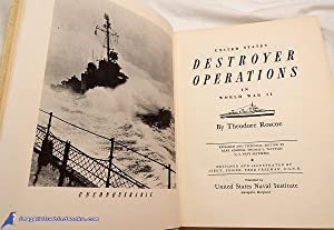 United States Destroyer Operations in World War II: ROSCOE, Theodore