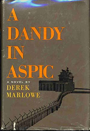 A Dandy in Aspic: MARLOWE, Derek