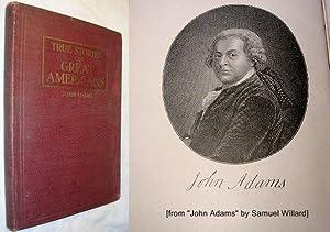 John Adams, A character sketch: Willard, Samuel