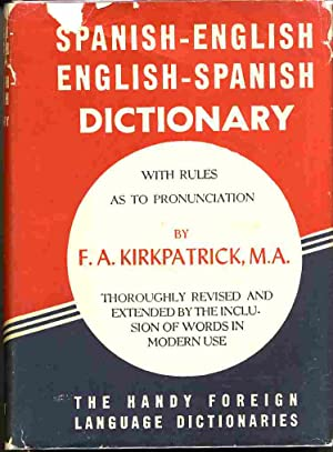 Handy Dictionary of the English and Spanish Languages