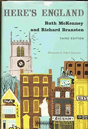 Here's England, Third Edition A Highly Informal Guide, Third Edition: McKenney, Ruth