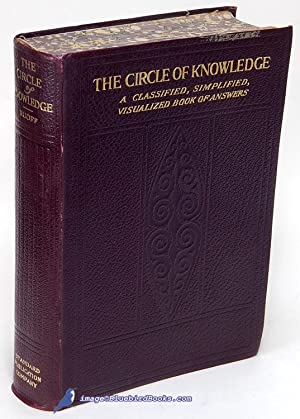 The Circle of Knowledge: Classified, Simplified, Visualized Book of Answers: RUOFF, Henry W. (...