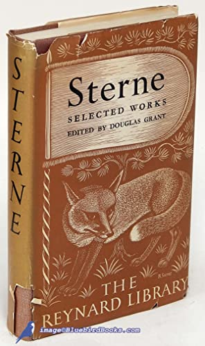 Sterne: Memoirs of Mr. Laurence Sterne; The: STERNE, Laurence; GRANT,