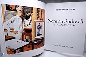 Norman Rockwell: 332 Magazine Covers: ROCKWELL, Norman; FINCH, Christopher