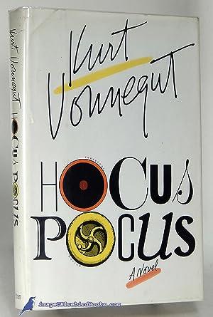 Hocus Pocus: A Novel: VONNEGUT, Kurt