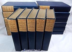 Francis Parkman's Works, Frontenac Edition; with A: PARKMAN, Francis; FARNHAM,
