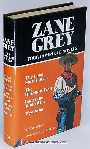 Zane Grey: Four Complete Novels, Second Series: GREY, Zane