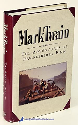 Works of Mark Twain: The Adventures of Huckleberry Finn, The Adventures of Tom Sawyer, Life on the ...