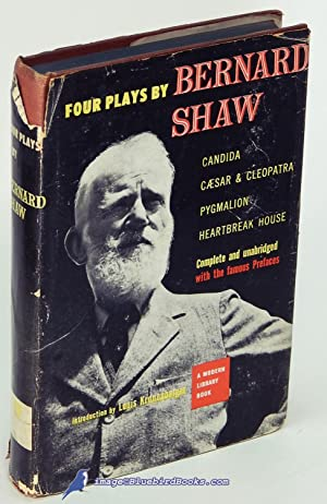 Four Plays By Bernard Shaw: Candida, Ceasar: SHAW, George Bernard