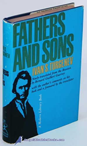 Fathers and Sons (in the Guerney translation) (Modern Library #21.3): TURGENEV, Ivan S.