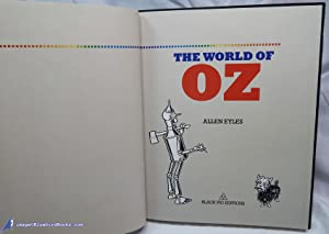 The World of Oz (Signed, Limited Edition): EYLES, Allen
