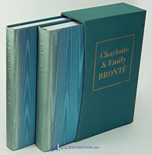 Jane Eyre -and- Wuthering Heights (Deluxe 2-Volume: BRONTË, Charlotte; BRONTË,