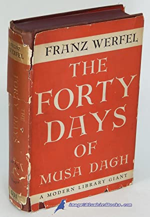 The Forty Days of Musa Dagh (Modern Library First Edition, ML Giant #G-31.1): WERFEL, Franz