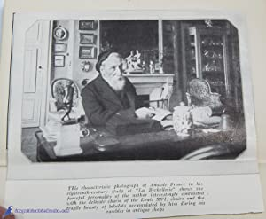 The Crime of Sylvestre Bonnard (Member of the Institute) Modern Library spine 2, ML #22.1: FRANCE, ...