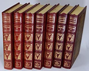 The Plays and Sonnets of William Shakespeare: Seven Volume Leatherbound Set (Franklin Library 25t...