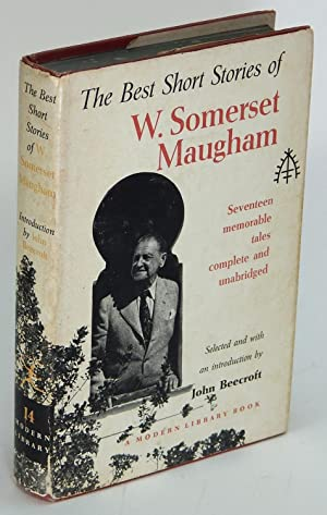 The Best Short Stories of W. Somerset Maugham (Modern Library #14.2): MAUGHAM, W. Somerset