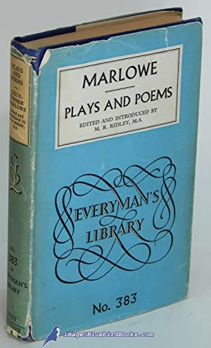 Marlowe's Plays and Poems (Everyman's Library #383)